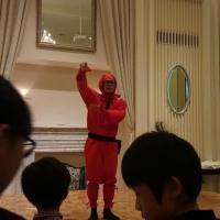 社内イベントに忍者マジシャンMr.ニンニン参上!