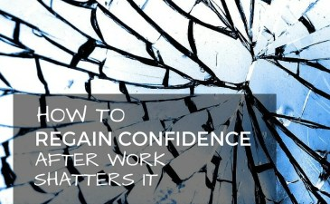 REGAIN CONFIDENCE