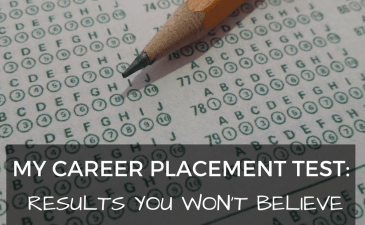 CAREER PLACEMENT TEST