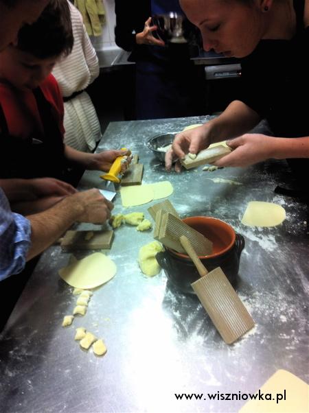 warsztaty kulinarne w Rzymie