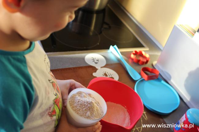 Ciasteczka w fazie produkcji :)