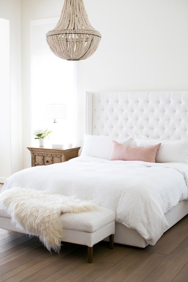 Restoration Hardware bed