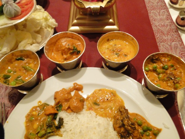 Dinner at Jamavar