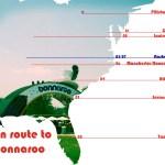 En Route to [and from] Bonnaroo:  Nashville, Part Deux