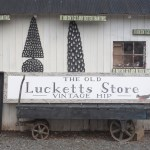 Wandering Into A Dream (The Old Lucketts Store & Design House)