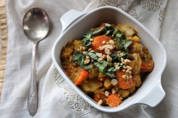 Thai Chicken Curry 01