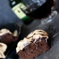 Chocolate Irish Coffee Cake for a Jameson Drinker