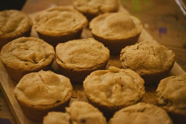 Mini Pot Pies