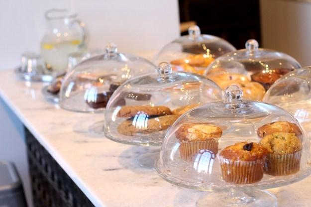 Carnegie Coffee Pastries