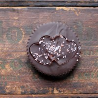 Happy Valentine's Day (Homemade Peanut Butter Cups)