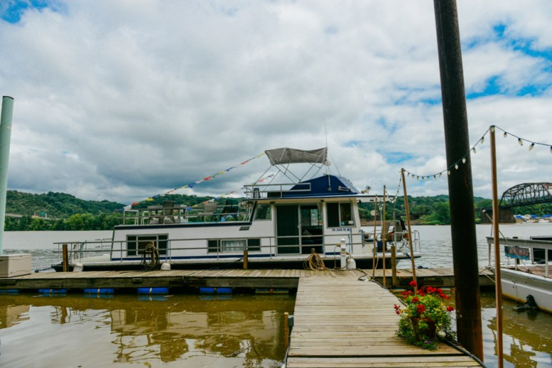 A Houseboat Staycation at Choderwood (Anniversary Experience #2)