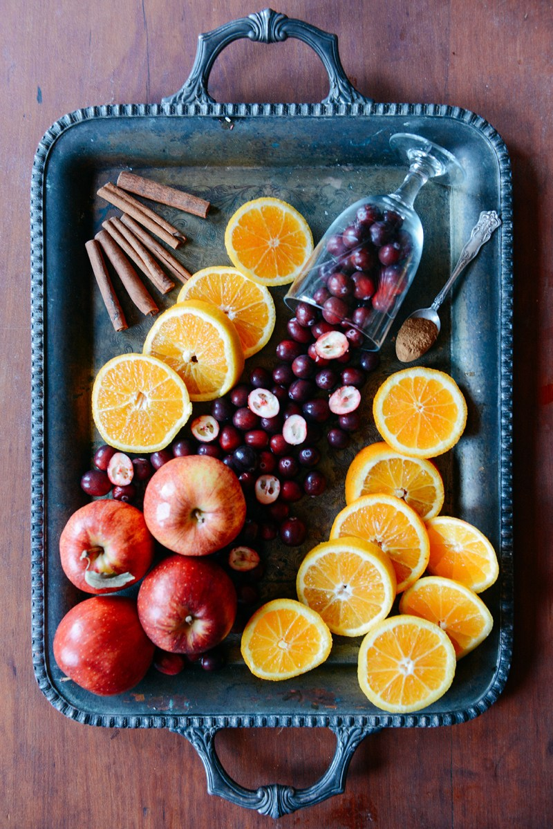 Mulled Wine For Holiday Gatherings