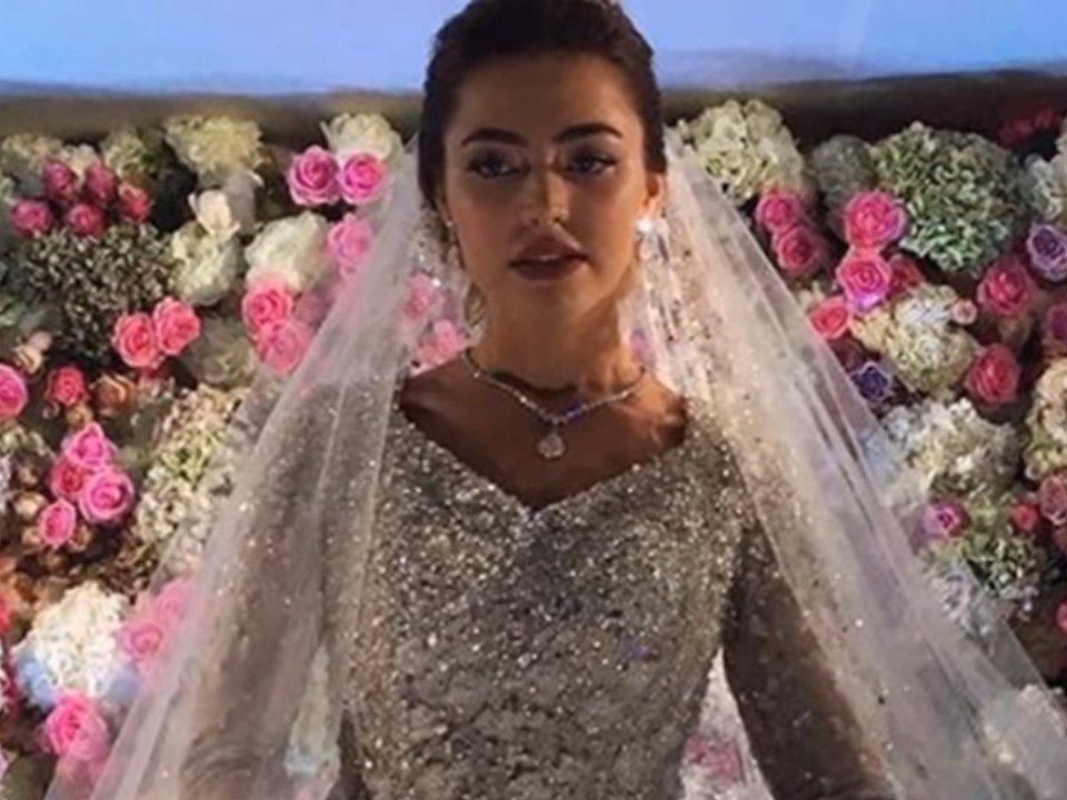 Khadija Uzhakhovs Said Gutseriev's wife
