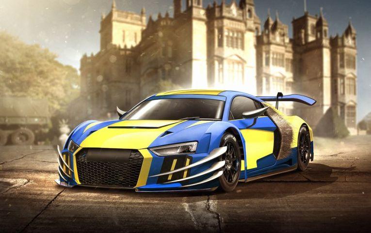 Wolverine – Audi R8