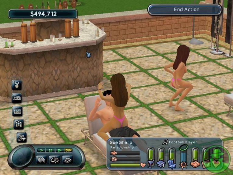 Playboy The Mansion (2005)