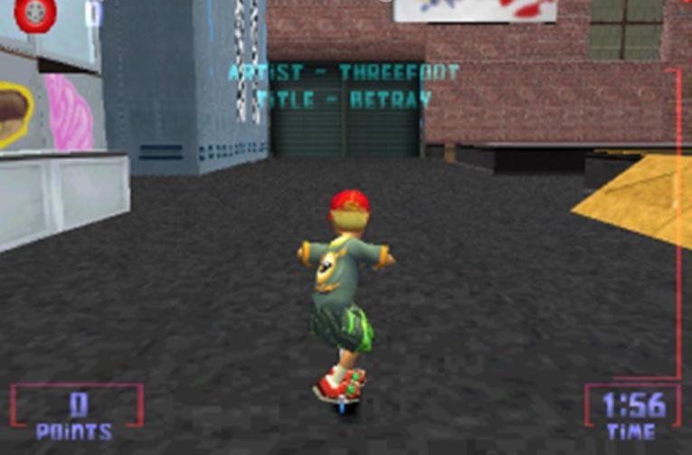Razor Freestyle Scooter (2000)