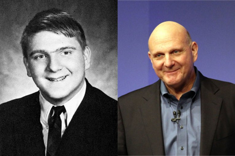 steve-ballmer-ceo-of-microsoft-old-high-school-picture