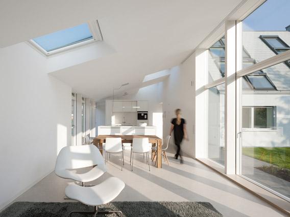 Lichtaktivhaus3 Domy przyszłości, czyli domy aktywne