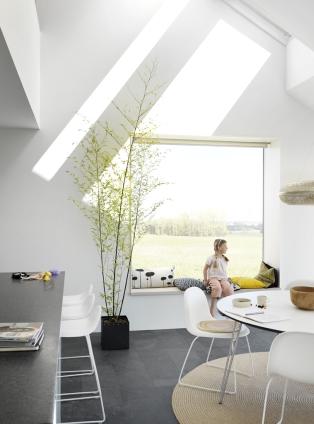home for life VELUX 5 Domy przyszłości, czyli domy aktywne