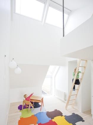 home for life VELUX 9 Domy przyszłości, czyli domy aktywne