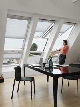 roletyVELUX2 Domy przyszłości, czyli domy aktywne