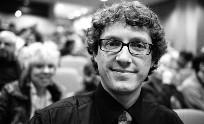 Self-described world-renowned author and speak Richard Carrier.