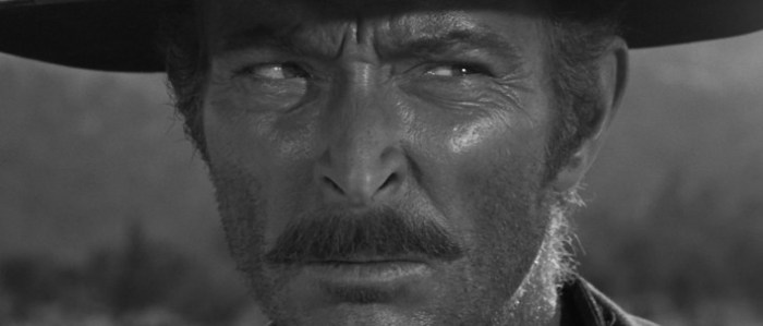 Lee van Cleef doesn't like your models.