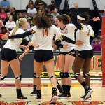 Maryland volleyball prepares for Big Ten play after successful nonconference slate