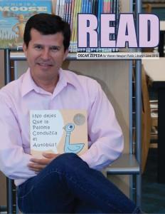 Oscar Zepeda for Warren-Newport Public Library, June 2015