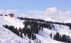 Wolf Creek summit view