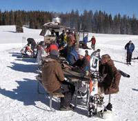 Alberta Grill at Wolf Creek Ski Area