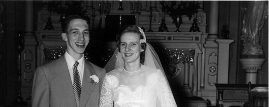 The Complicated Courtship of Peter W. Schaper and Mary Alice Rausch
