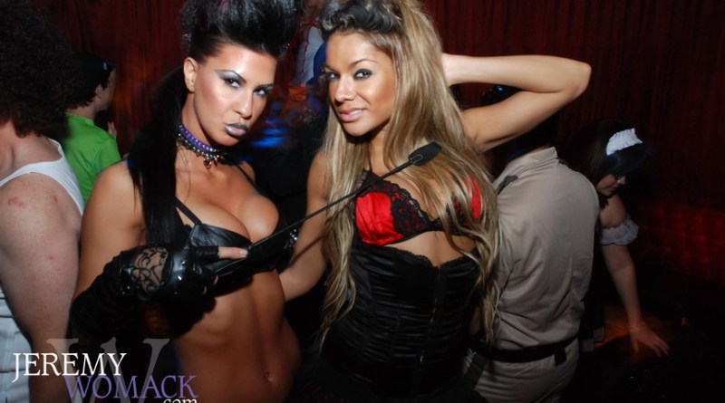 Halloween at Cathouse
