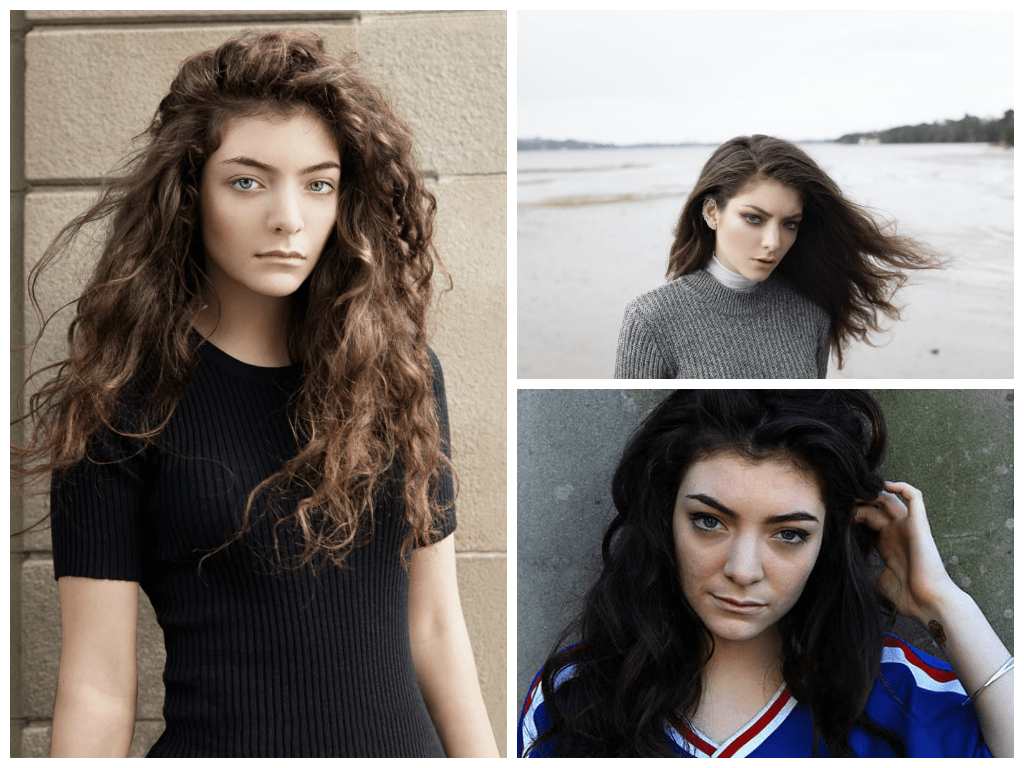 Should Lorde Have Straight or Curly Hair of 8 by Elizabeth