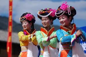 Mosuo Women, via Chinancient