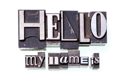 Payroll Systems and Maiden Names