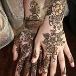 image of mehndi design (1)