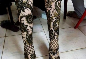 Mehndi Design for Legs Our 15 Top Pics 00 10 - Copy