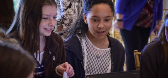 Girls of Promise July Coding Summit