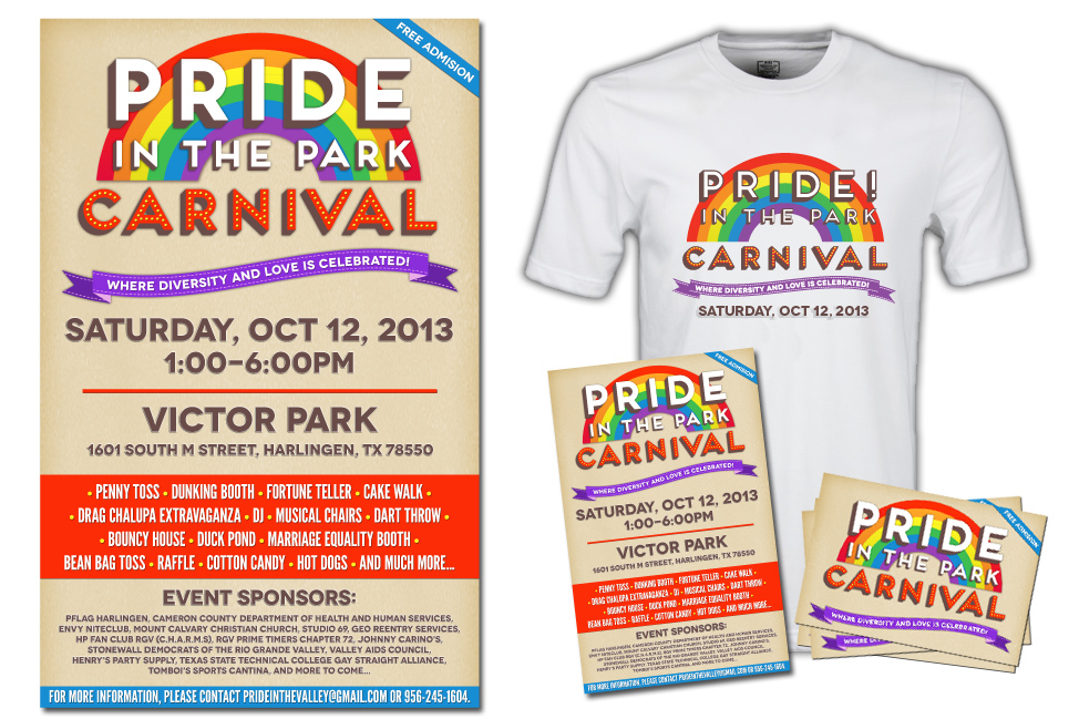 pride in the park carnival