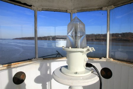 Tower Views at Saugerties Lighthouse