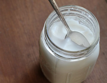 Coconut Yogurt: Thick and Creamy