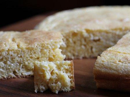 Cornbread:crumb
