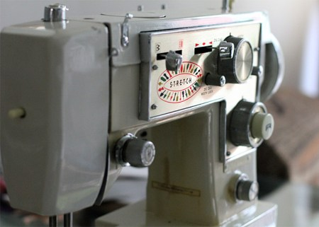 JCPenney sewing machine