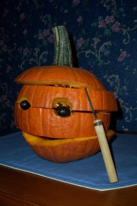 pumpkin carving precision tool