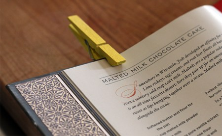 Real world cookbooks present challenges