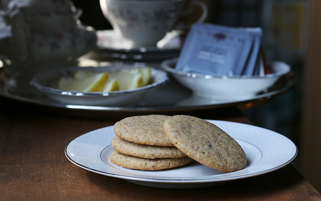 Lavender and Lemon Cookie
