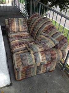 yes this is the real couch
