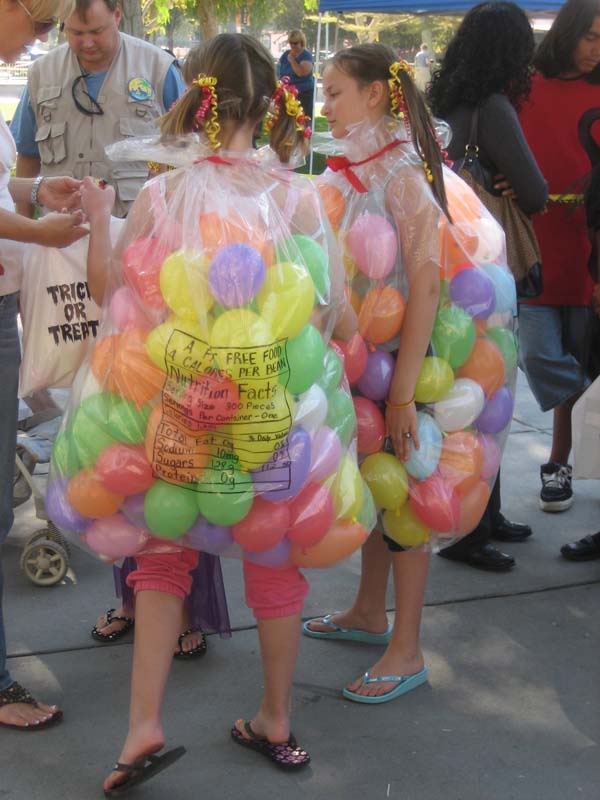 Jellybean Costume