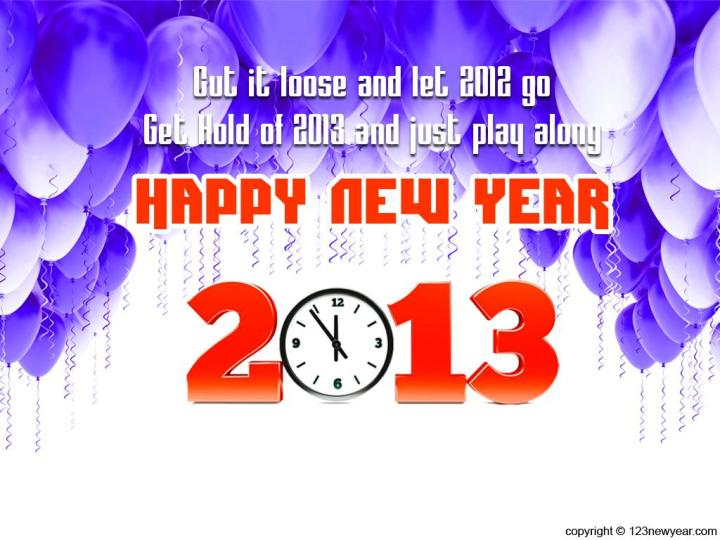 Happy New Year 2013.6 Best Happy New Year Wallpapers 2014